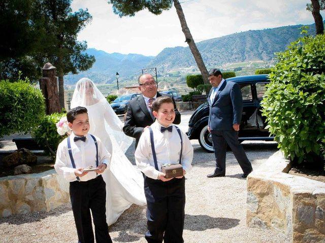 La boda de Ana y Fran en Abaran, Murcia 63