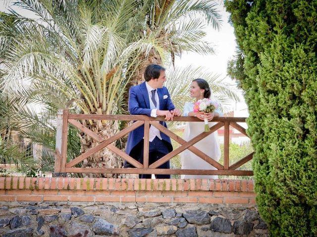 La boda de Ana y Fran en Abaran, Murcia 64