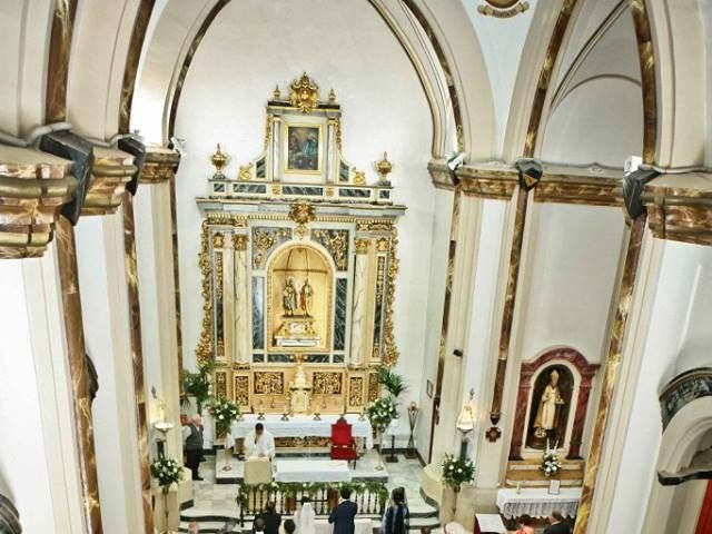 La boda de Ana y Fran en Abaran, Murcia 66