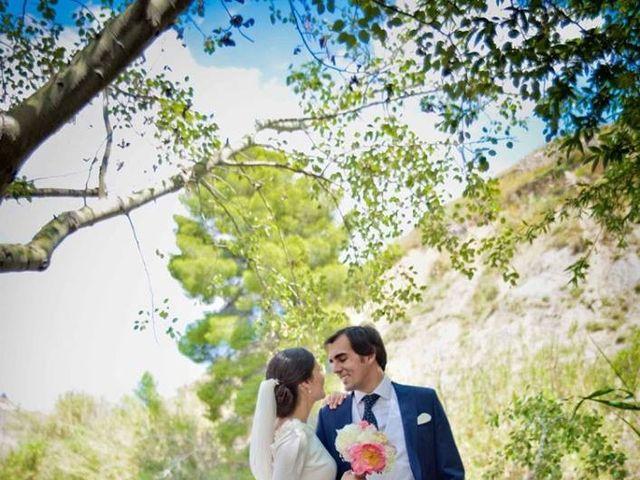 La boda de Ana y Fran en Abaran, Murcia 67