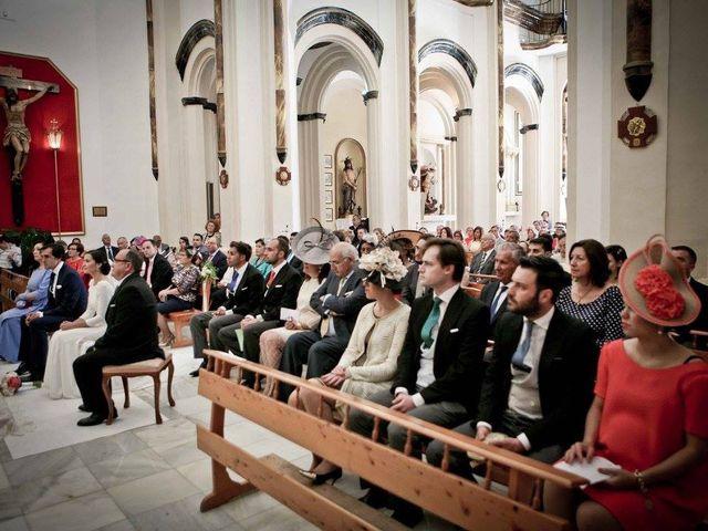 La boda de Ana y Fran en Abaran, Murcia 72