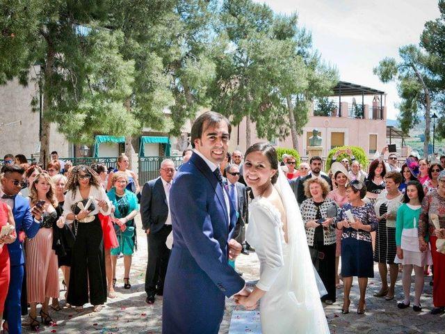 La boda de Ana y Fran en Abaran, Murcia 73