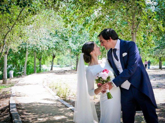 La boda de Ana y Fran en Abaran, Murcia 1