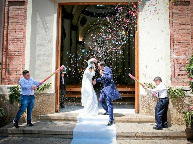La boda de Ana y Fran en Abaran, Murcia 75