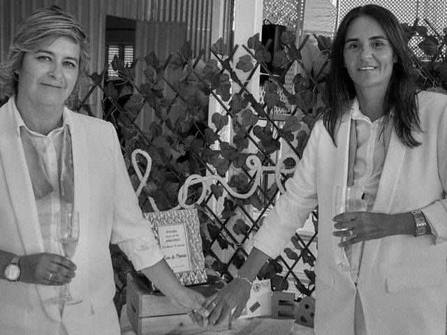 La boda de Sonia y Eva en Santa Brigida, Las Palmas 1