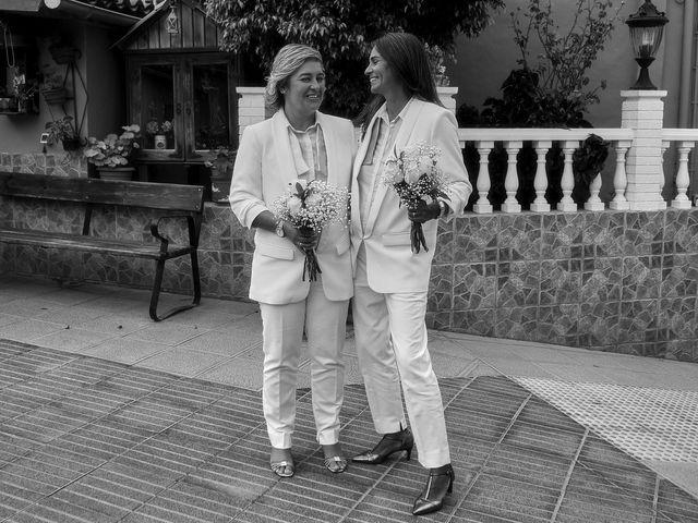 La boda de Sonia y Eva en Santa Brigida, Las Palmas 2