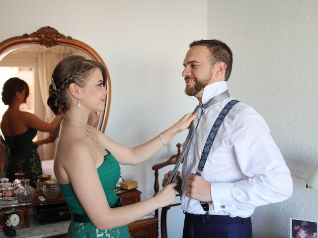 La boda de Alejandro y Rocío en Málaga, Málaga 3