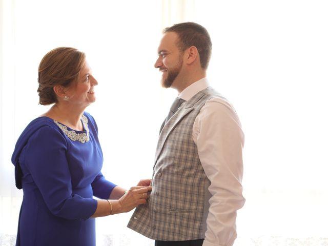 La boda de Alejandro y Rocío en Málaga, Málaga 5