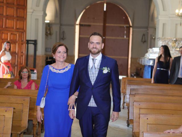 La boda de Alejandro y Rocío en Málaga, Málaga 20