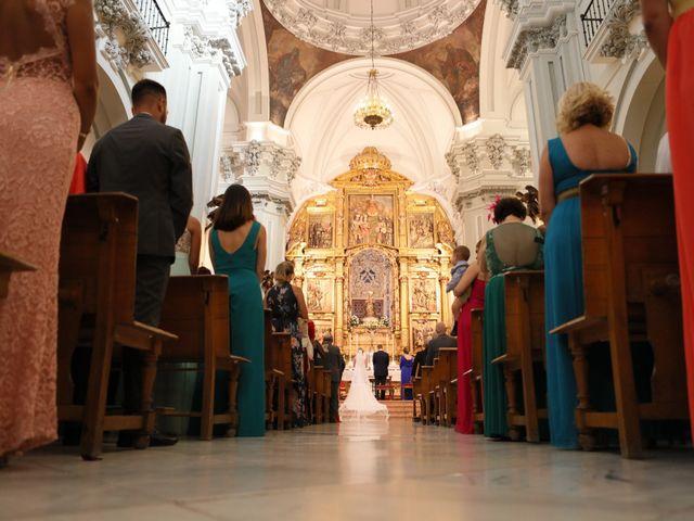 La boda de Alejandro y Rocío en Málaga, Málaga 23