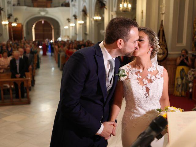 La boda de Alejandro y Rocío en Málaga, Málaga 24