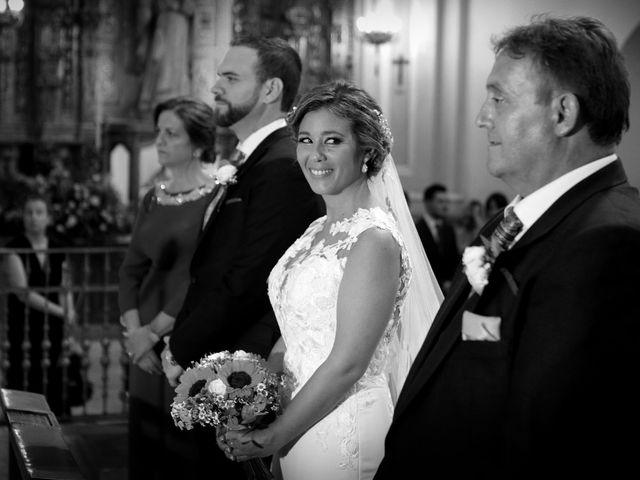 La boda de Alejandro y Rocío en Málaga, Málaga 25