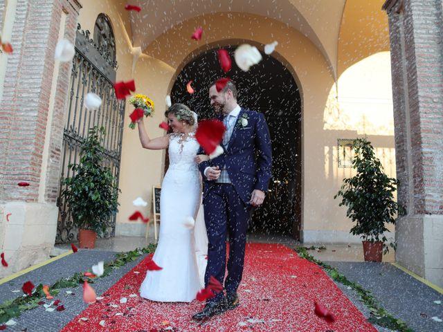 La boda de Alejandro y Rocío en Málaga, Málaga 27