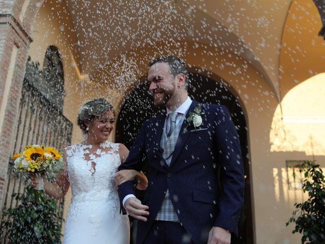 La boda de Alejandro y Rocío en Málaga, Málaga 28