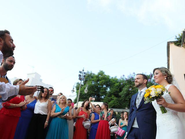 La boda de Alejandro y Rocío en Málaga, Málaga 29