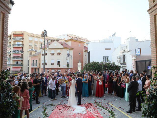 La boda de Alejandro y Rocío en Málaga, Málaga 30