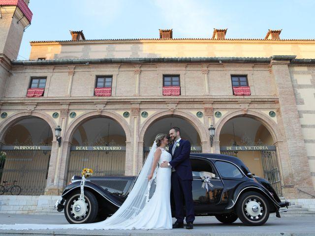La boda de Alejandro y Rocío en Málaga, Málaga 31