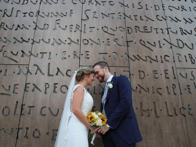 La boda de Alejandro y Rocío en Málaga, Málaga 33