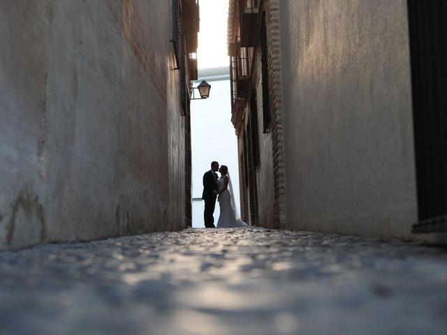 La boda de Alejandro y Rocío en Málaga, Málaga 34