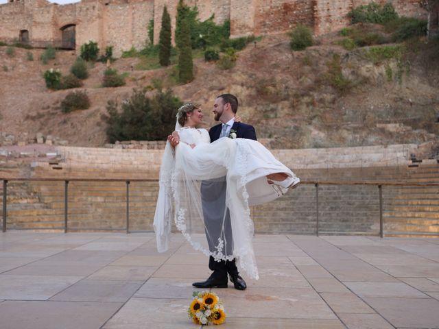 La boda de Alejandro y Rocío en Málaga, Málaga 37