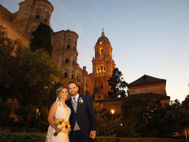 La boda de Alejandro y Rocío en Málaga, Málaga 38