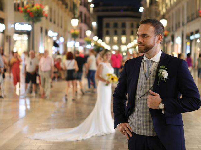 La boda de Alejandro y Rocío en Málaga, Málaga 41