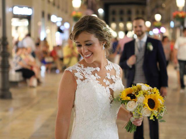La boda de Alejandro y Rocío en Málaga, Málaga 42