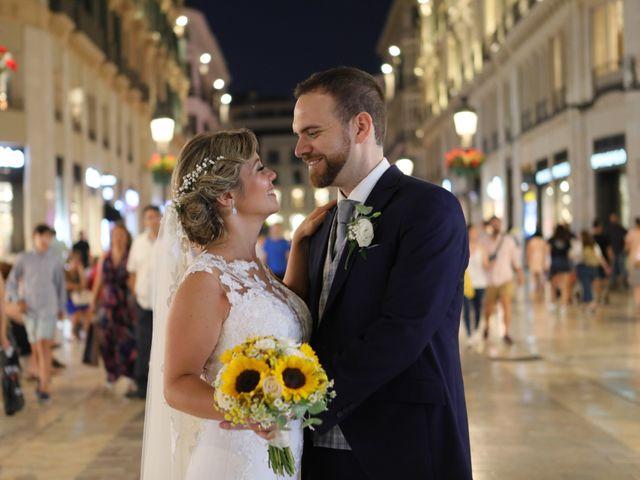 La boda de Alejandro y Rocío en Málaga, Málaga 43