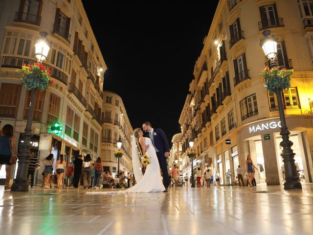 La boda de Alejandro y Rocío en Málaga, Málaga 44