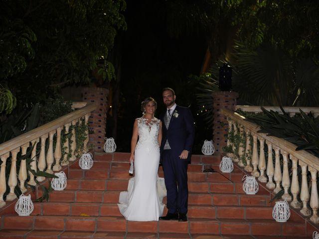 La boda de Alejandro y Rocío en Málaga, Málaga 46
