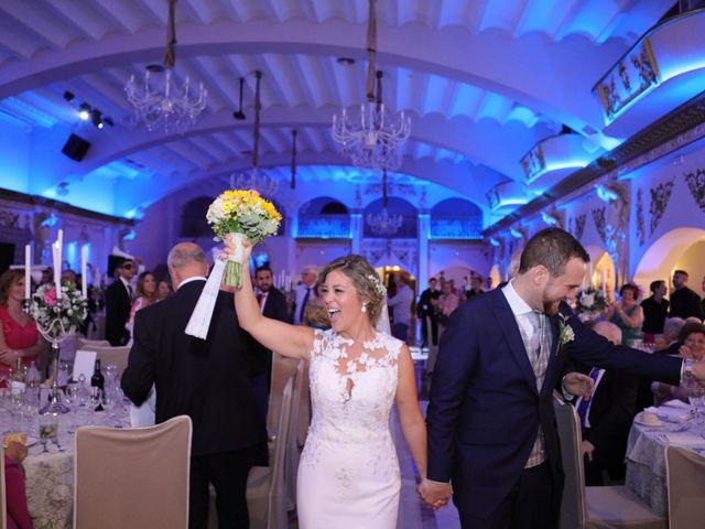 La boda de Alejandro y Rocío en Málaga, Málaga 47