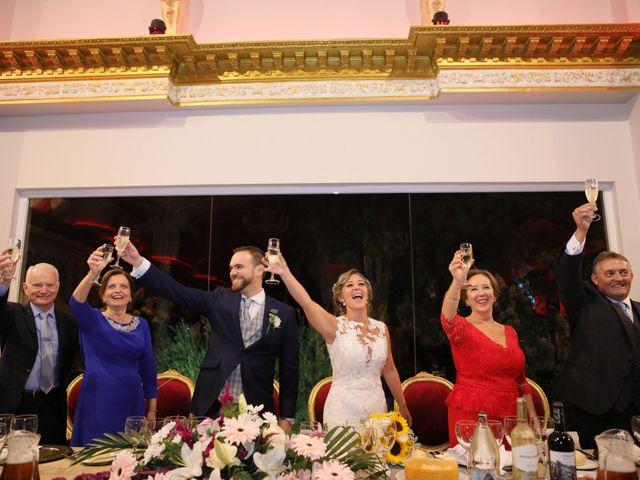 La boda de Alejandro y Rocío en Málaga, Málaga 48