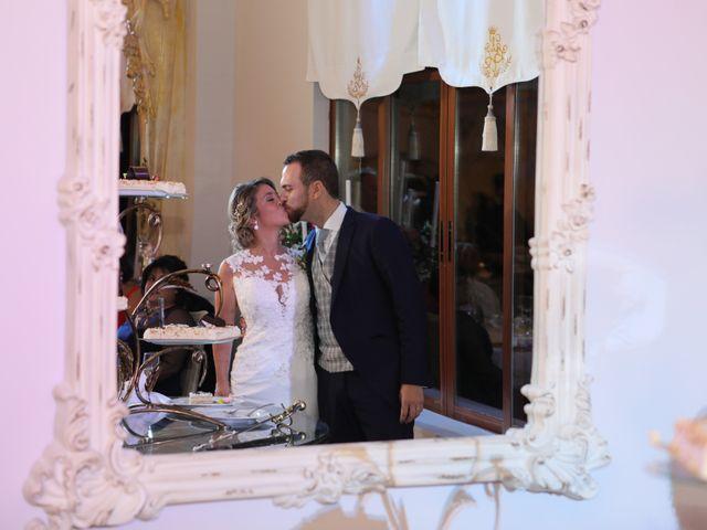 La boda de Alejandro y Rocío en Málaga, Málaga 51