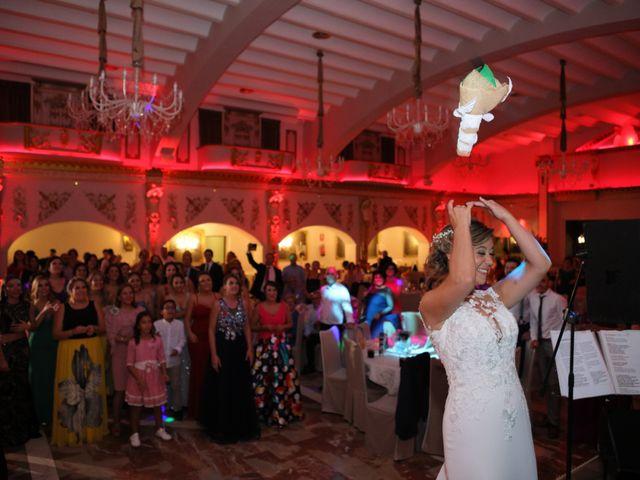 La boda de Alejandro y Rocío en Málaga, Málaga 52