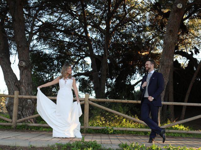 La boda de Alejandro y Rocío en Málaga, Málaga 55