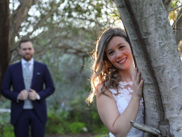 La boda de Alejandro y Rocío en Málaga, Málaga 56