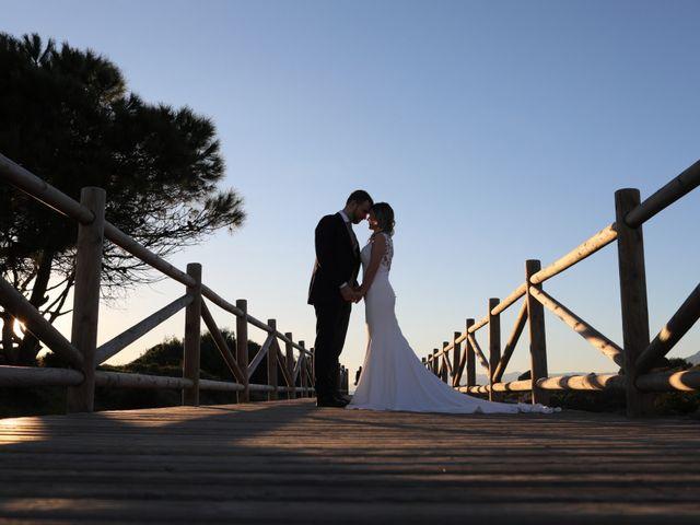 La boda de Alejandro y Rocío en Málaga, Málaga 59