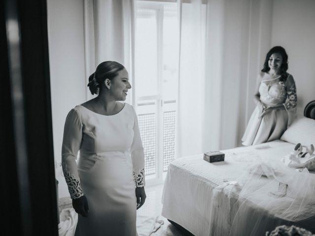 La boda de Miguel Angel y Maria Isabel en Guillena, Sevilla 8