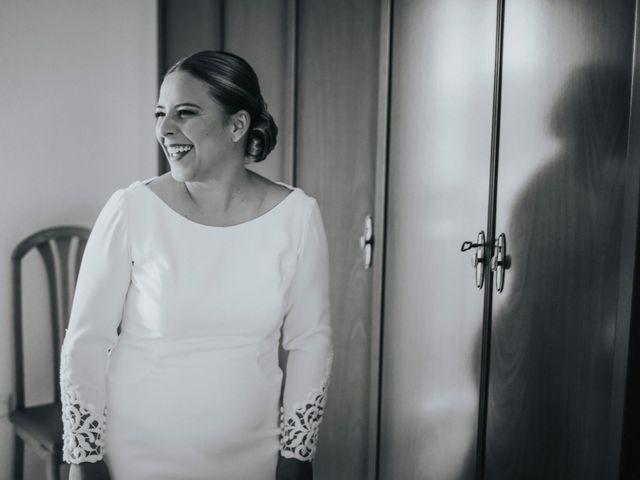 La boda de Miguel Angel y Maria Isabel en Guillena, Sevilla 13