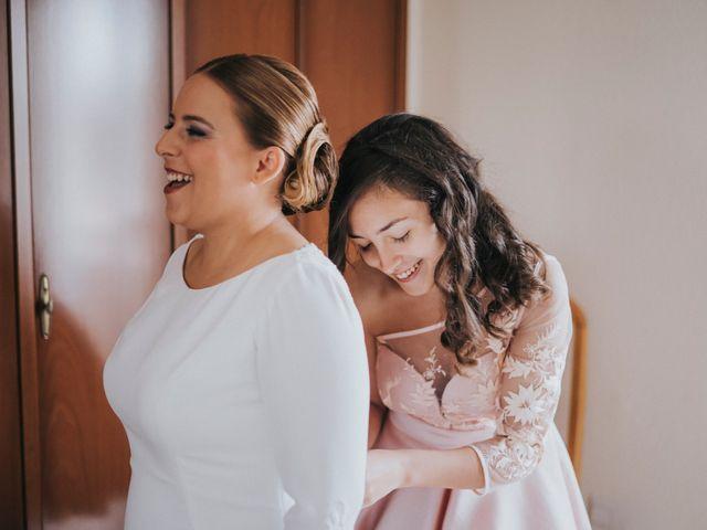 La boda de Miguel Angel y Maria Isabel en Guillena, Sevilla 14
