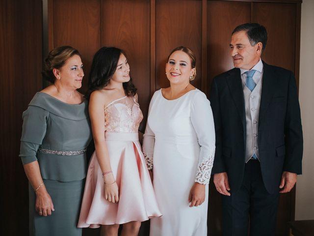 La boda de Miguel Angel y Maria Isabel en Guillena, Sevilla 31