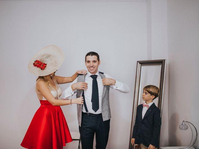 La boda de Miguel Angel y Maria Isabel en Guillena, Sevilla 50