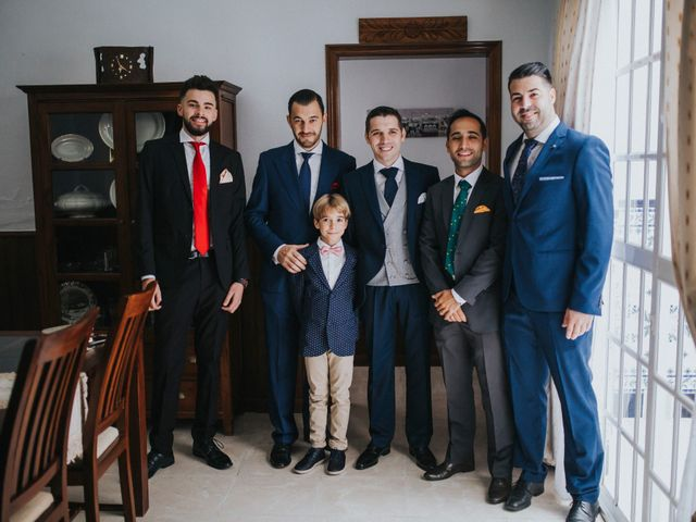 La boda de Miguel Angel y Maria Isabel en Guillena, Sevilla 59