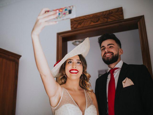 La boda de Miguel Angel y Maria Isabel en Guillena, Sevilla 64