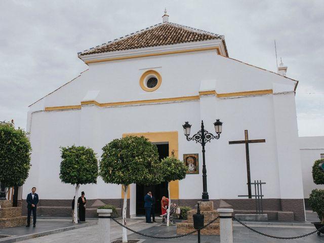La boda de Miguel Angel y Maria Isabel en Guillena, Sevilla 67