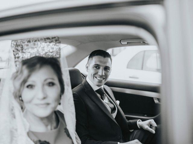 La boda de Miguel Angel y Maria Isabel en Guillena, Sevilla 69