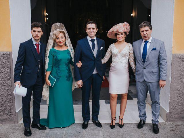 La boda de Miguel Angel y Maria Isabel en Guillena, Sevilla 73