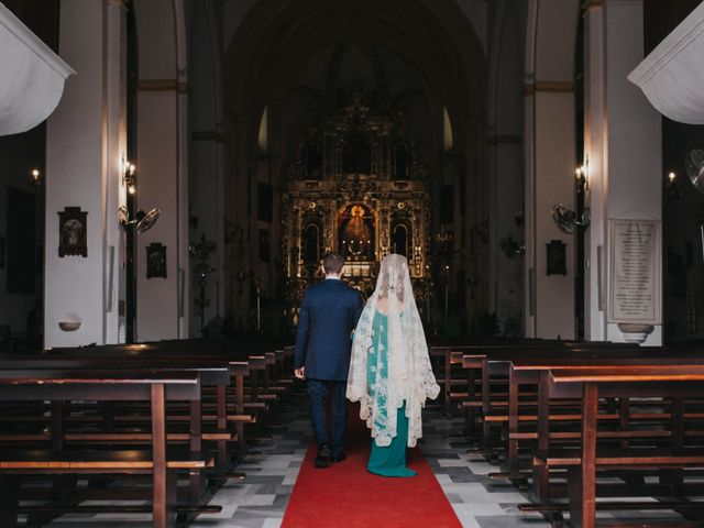 La boda de Miguel Angel y Maria Isabel en Guillena, Sevilla 74