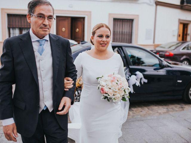 La boda de Miguel Angel y Maria Isabel en Guillena, Sevilla 76