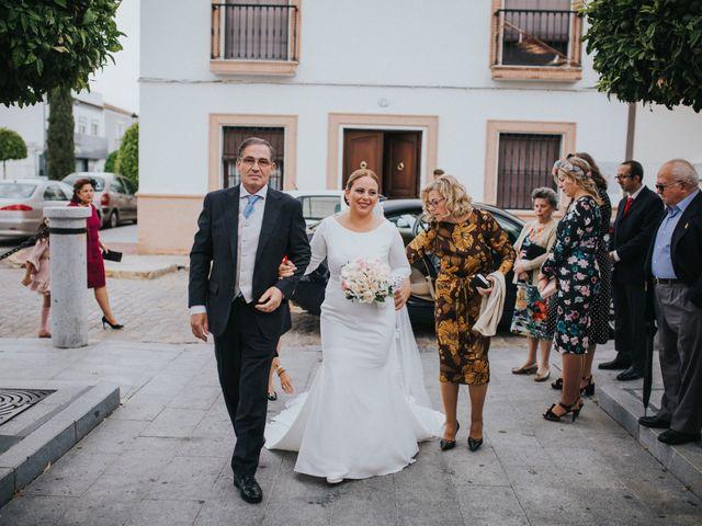 La boda de Miguel Angel y Maria Isabel en Guillena, Sevilla 77